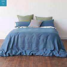 Vintage Denim Blue Quilt Cover – Montauk Style & Vintage Denim Blue Quilt Cover ... Adamdwight.com