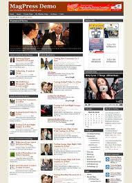 Wordpress Template Newspaper News Magazine Wordpress Theme Newshun