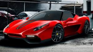 The Ferrari 488 GTB Is Coming Into 2018 With The Classic Design But  In A Renewed Version. Supercar Will Offer Spectators Revolutionary ... D