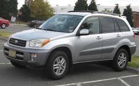 2003 Toyota Rav 4 ii – pictures, information and specs - Auto ...
