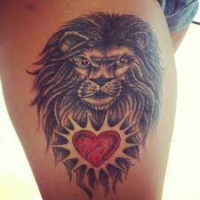 heart of a lion kid cudi tattoo. Contemporary Cudi Heart Of A Lion Kid Cudi Tattoo  Photo8 In Of A Lion Kid Cudi Tattoo T