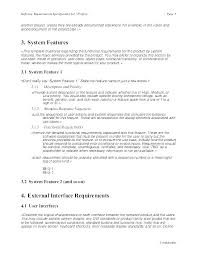 User Guide Documentation Template Software Confluence Manual Free