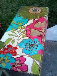 colorful painted furniture. colorful painted furniture l d