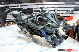 yamaha niken. only piece of official info we have now is that the stunning three-wheeler which yamaha likes to call as lmw (leaning multi-wheeler) will be powered by an niken t