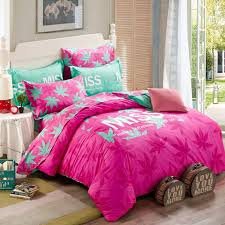 hot pink and aqua bedding pink comforter sets queen size hot aqua purple and orange colorful