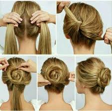 easy hairstyles for long hair step by step to inspire you how to remodel your hair