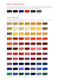 Ral Colour Chart 2016 Ral Color Chart Template 6 Free Templates In Pdf Word