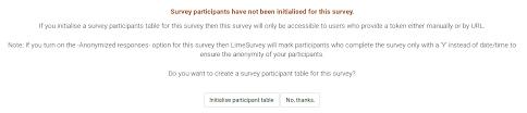 Printable Surveys Best Survey Participants LimeSurvey Manual