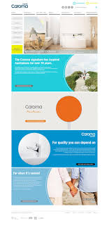 Caroma Case Study - SEO SEM - Website Design Sydney TWMG