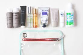 travel toiletries 1