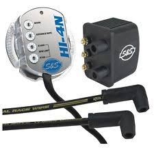 harley evo ignition motorcycle parts crane s s hi 4n multi function single fire coil ignition kit hd shovelhead evo