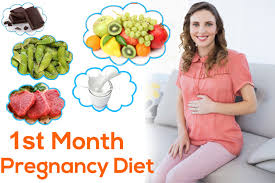 Pregnancy Diet Chart First Trimester 1st Month Pregnancy Diet What To Eat And Avoid