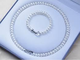<b>2019 Zhboruini 2019</b> Fashion Necklace Pearl Jewelry Set <b>Natural</b> ...