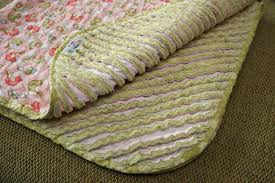 Faux Chenille Baby Blanket & Smooth ... Adamdwight.com