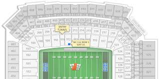Colts Seating Chart Indianapolis Colts Lucas Oil Stadium Seating Chart