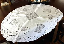 small table cloth linen and lace insert tablecloth small circular white linen table cloth the small small table cloth