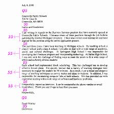 Business Letter Spacing 5 Business Letter Spacing Format Attorney