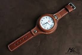 re pocket watch to wrist watch conversion