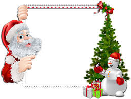 christmas santa borders and frames. Simple Christmas View Full Size  And Christmas Santa Borders Frames