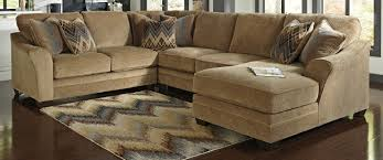 Aahley Furniture decorating darcy ashley furniture sectional sofa in mocha with 1573 by uwakikaiketsu.us