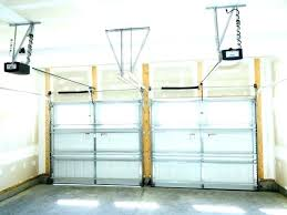 how much do garage door openers cost how much does it cost to install a garage