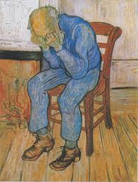 sorrowing old man vincent van gogh painting 1890 two months before his