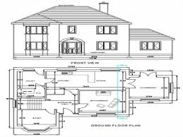 autocad house plans lovely free autocad house plans dwg autocad how to draw a basic of