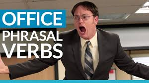the office photos. english at work 10 phrasal verbs for the office photos