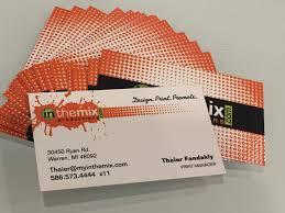 16pt Raised Spot Uv Suede Business Cards