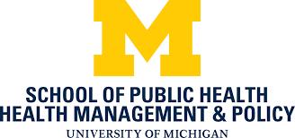 U-M SPH Logos - U-M School of Public Health