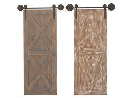 Barn Door Wall Decor | Steinhafels