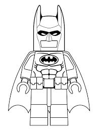 Lego Batman Movie Coloring Pages