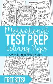 'you never fail until you stop trying'. Test Prep Coloring Pages Motivational Quotes For Testing