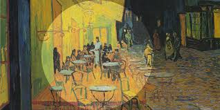 vincent van gogh may have the last supper within one of his most famous paintings huffpost