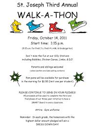 Walkathon School Fundraisers School Council Ideas School