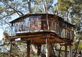 100 Incredible Travel Secrets 40 Wollemi Wilderness Treehouse Treehouse Accommodation Nsw