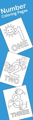 Top 21 Free Printable Number Coloring