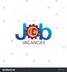 Job Vacancies Logo Vector Sri Lanka Stock Vector (Royalty Free) 1336464920