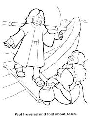 Coloring Mesmerizing Acts Of The Apostles Coloring Pages Colorings