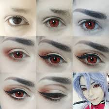 ferid bathory cosplay makeup tutorial cosplay diy cosplay ideas anime makeup hair