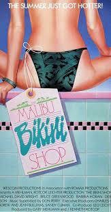 Malibu Dream Girl Swimwear Size Chart The Malibu Bikini Shop 1986 The Malibu Bikini Shop 1986