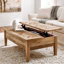 Amazing Home Decorators Collection Parquetry Natural Coffee Table 9528900950 At The  Home Depot   Mobile Pictures
