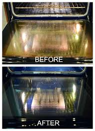 cleaning oven glass how to clean the oven glass door with no chemicals simple and healthy