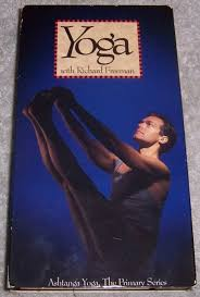 yoga with richard freeman ashtanga yoga the primary series vhs video