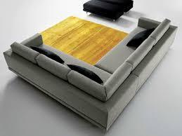 simple corner sofa by hoffmann