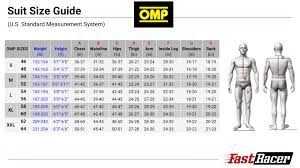 Omp One Evo Racing Suit