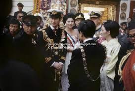 Philippine Diplomatic Visits: Nepal ~ Philippines 1975