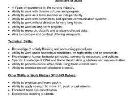 Sample Resume For Home Health Aide Resume For Home Health Aide Or Proofreader Resume Sample You Can Use