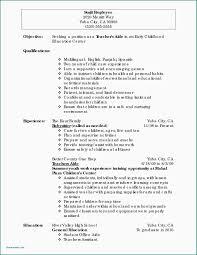 Kindergarten Teacher Resume A Teacher Resume Examples Sample Kindergarten Teacher Resume