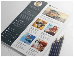 Best Graphic Design Resumes Fresh Best Free Resume Templates In Psd